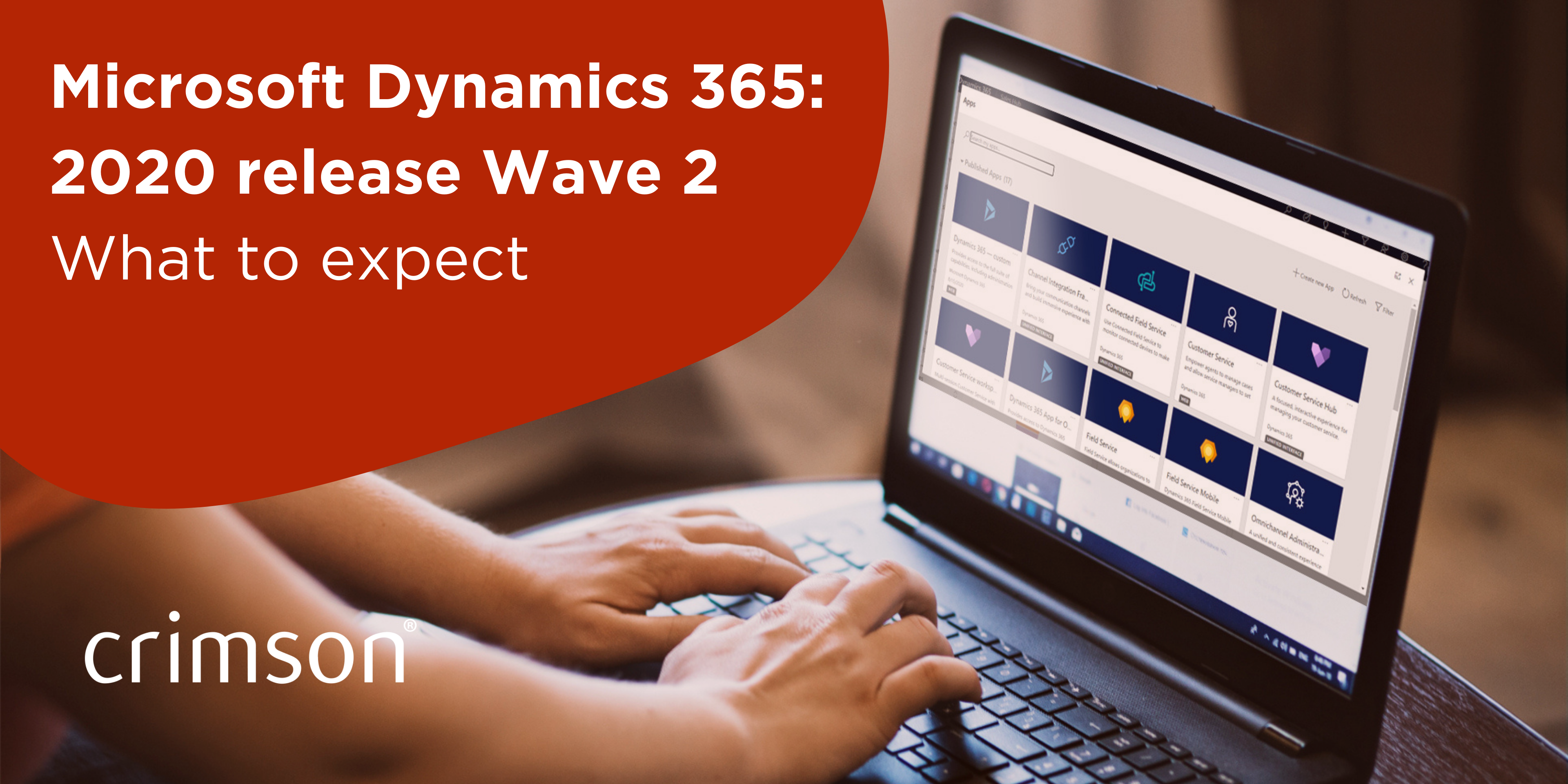 Dynamics 365 wave 2 update 2020