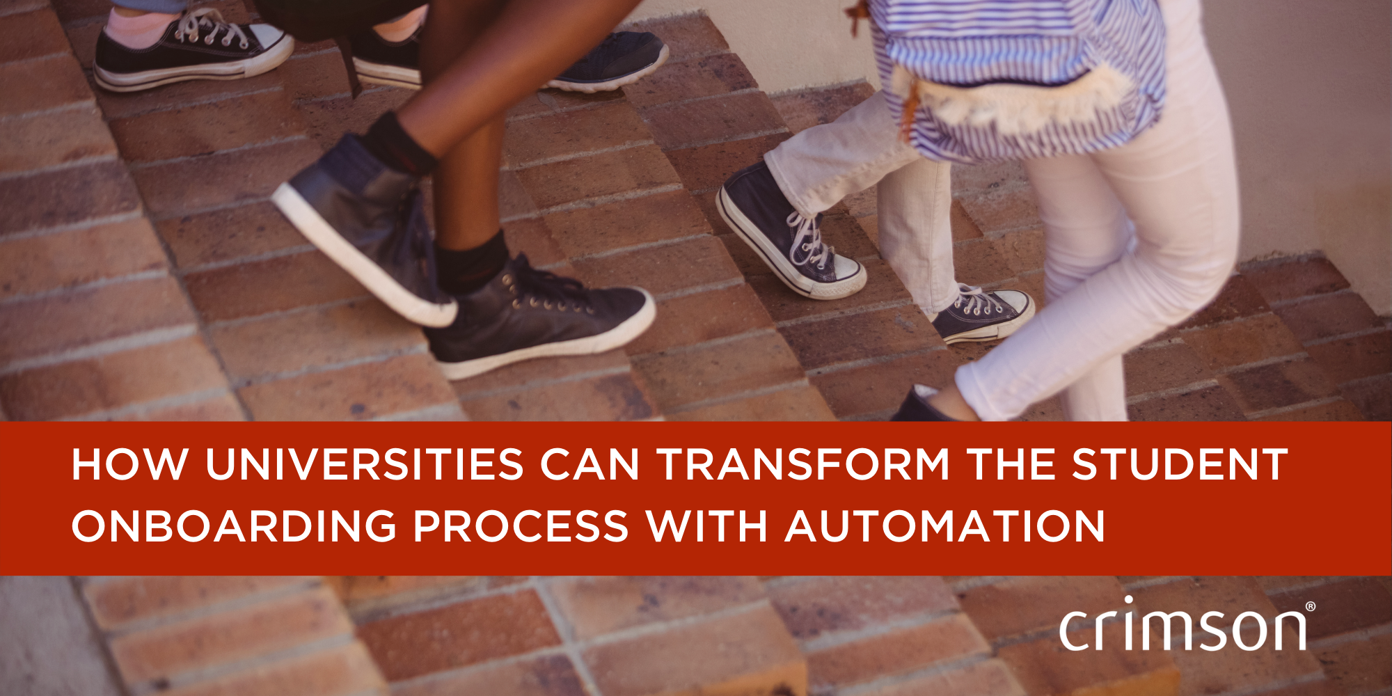 How universities can transform the student onboarding process with automation